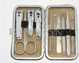 10 In 1 Popular Brand Pedicure Manicure Kit pedicure Kit- Available online on Buyvel