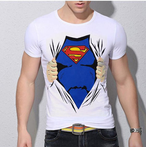 WTF Superman Within T-Shirt Tops, Tees & Shirts- Available online on Buyvel