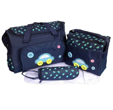 Baby Mumma Diaper bag Baby Essentials- Buyvel