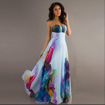 Colors of America Gown Dresses- Available online on Buyvel