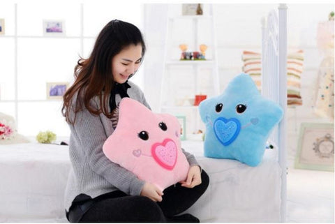 Buyvel LED Projection Cushions Ultra Soft, Ultra Light, High Quality Soft Toys- Buyvel