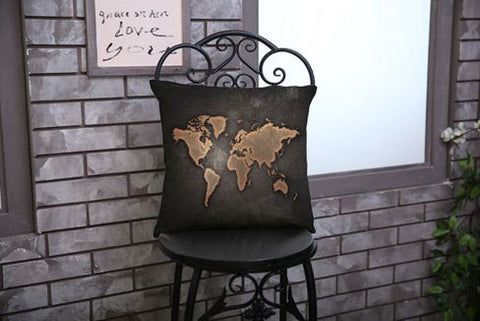 Atlas Cushion Cover 45cmX45cm Cushions & Covers- Buyvel