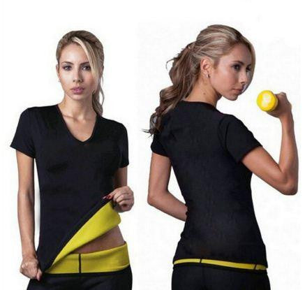 Buyvel Neoprene Slimming Pants & T Shirts Health and Beauty- Available online on Buyvel