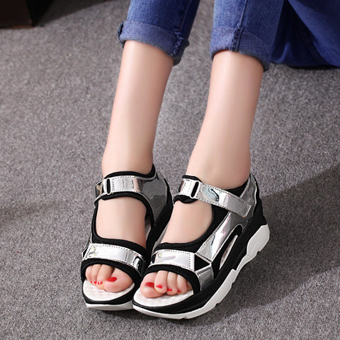 Light Weighted Trendy Women Imported Sandals Women's Footwear- Available online on Buyvel