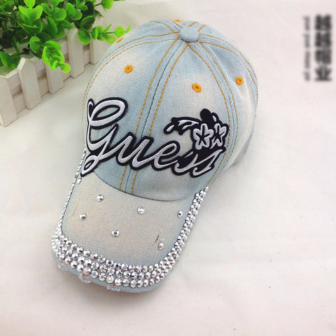 Guess who? Unisex Cap