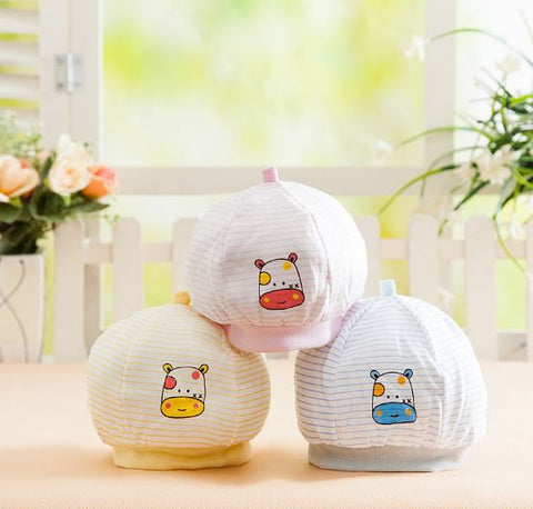 Infant Cotton Cap Baby Essentials- Available online on Buyvel