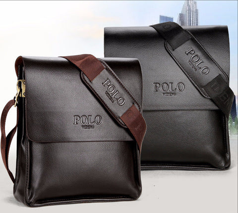Mens POLO Messenger Bag Men's Bags- Available online on Buyvel