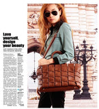 korean fashion weave retro messenger bag Creative Bags- Available online on Buyvel