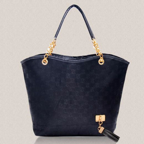 Spacious Handbag in G*venchy Print Handbags- Available online on Buyvel