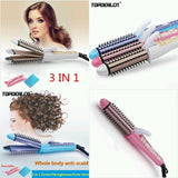 3 in 1 Hair Styler Grooming- Available online on Buyvel