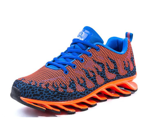 Shock absorbing spring blade sport shoes Men's Footwear- Available online on Buyvel