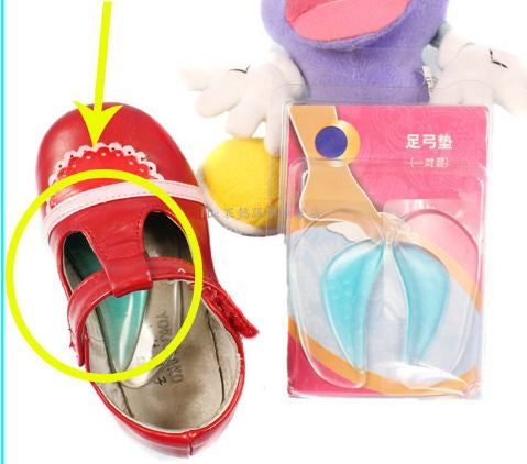 Baby Insole to Relieve Pain in Flat-foot Baby Essentials- Available online on Buyvel