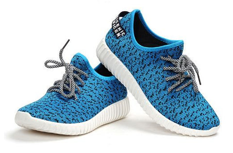 Unisex Coconut Sneakers Blue Unisex Footwear- Available online on Buyvel