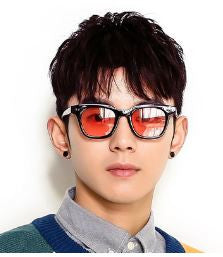 New Korean Retro Style Sunglasses Sunglasses- Available online on Buyvel