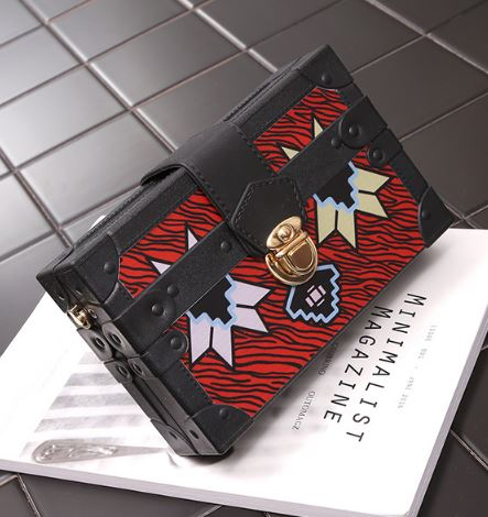 Box Clutch Wallets & Clutches- Available online on Buyvel