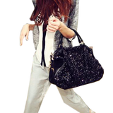 Sequin Fashion Chain bag Creative Bags- Available online on Buyvel