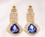 Stone Y Earing Earrings- Available online on Buyvel