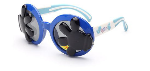Kids Mickey Gloves Sunglasses Blue Head2Toe- Available online on Buyvel
