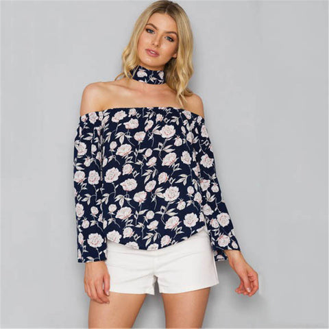 Ruffles women tops tees Off shoulder beach summer style tops