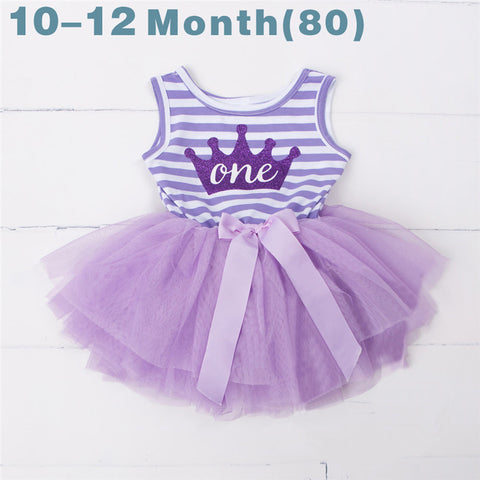 Little Baby Party Frocks Tutu Outfits Children S Birthday Dresses