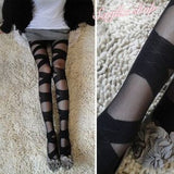 Bandage Stockings Leggings & Jeggings- Available online on Buyvel