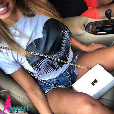 Heart Tassel T shirt