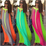Celebrity Gown T Line in Neon Colors 2016 Collection Orange Dresses- Available online on Buyvel