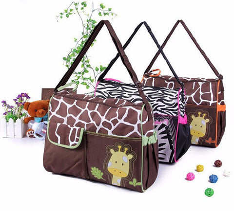 Baby Mumma Diaper Bag Waterproof & Multifunctional Kitty Bags- Buyvel