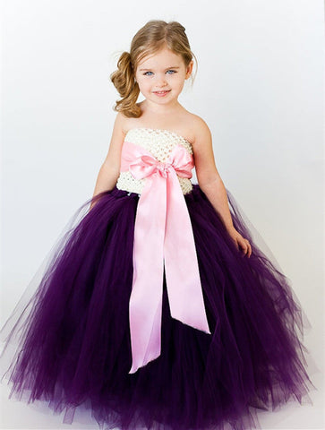 Barbie Doll TUTU Dress Girl's dresess- Buyvel