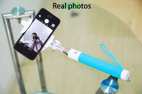 Selfie Stick with Cable Home& Kitchen- Available online on Buyvel