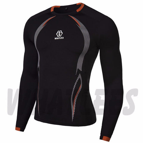Compression Base Layer Tight Under Skin T-Shirts