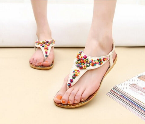 Ankle T-strap Fashion Trend Sandals