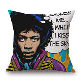 Comic Strip Fashion Series Cushion Cover Cushions & Covers- Available online on Buyvel