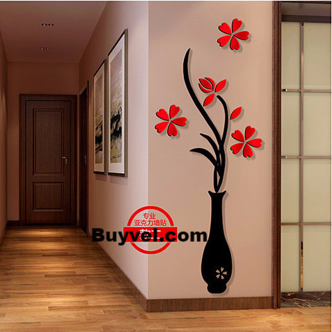 Acrylic Flower Home decor Home Decor- Buyvel