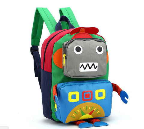 Kids Bag Robot Sling bags- Available online on Buyvel