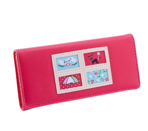 Endearing Window Wallet Wallets & Clutches- Buyvel