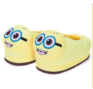 Winter Slipper Minion Yellow Winter Wear- Available online on Buyvel