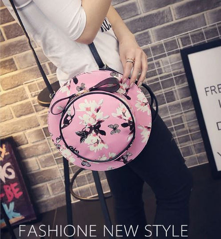 Hat Style Backpack cum Sling Pink Sling bags- Available online on Buyvel