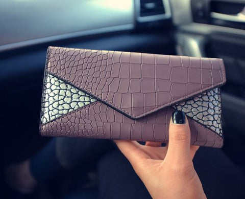 Men Women Wallet Set of 2 Wallets & Clutches- Available online on Buyvel