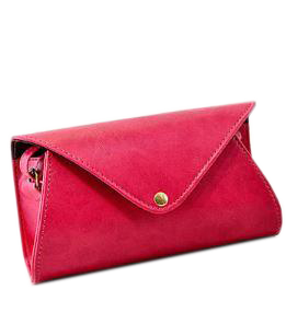 Can-velope Clutch Pink Wallets & Clutches- Buyvel
