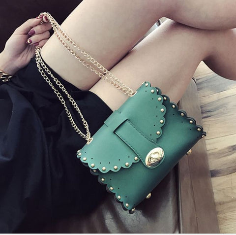 Green Party Sling Wallets & Clutches- Available online on Buyvel