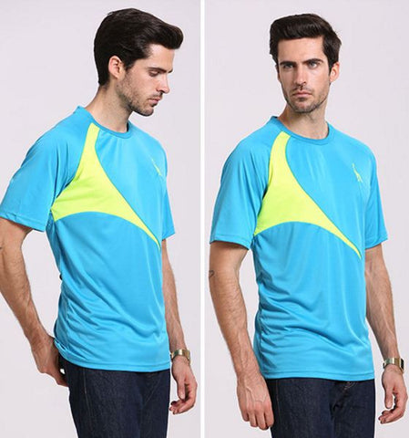 Men's Sports T-Shirt Men's Shirt- Buyvel