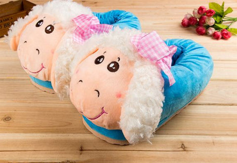 Winter Slipper Shawn Sheep Winter Wear- Available online on Buyvel
