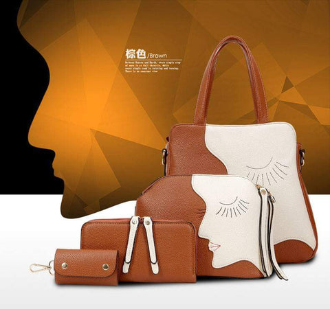 Face set Bag (Set Of 4) - Buyvel