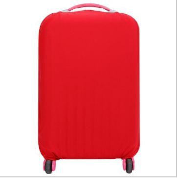 Trolley Covers Trolley Protector Luggage Cover Dust Cover Red Trolley Cover- Available online on Buyvel