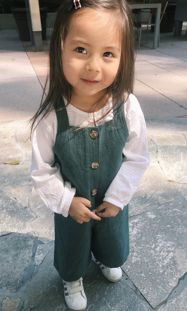 little girl jumpsuit