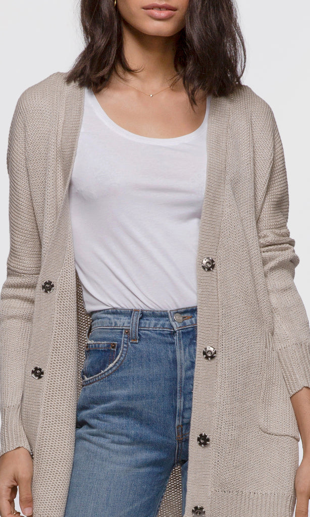 women's comfy knit oversize cardigan sweater