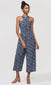 Womens floral summer jumpsuit