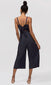 Women's navy jumpsuit
