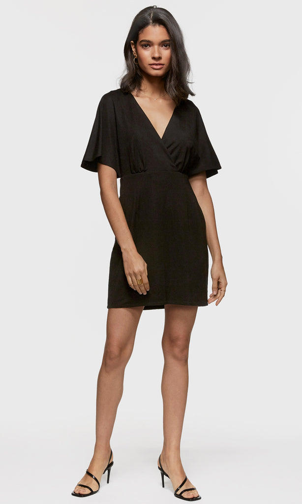 Luna Ponti Stretch Mini Dress